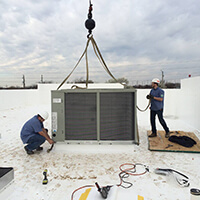 We perform Commercial HVAC installations in Lawrence KS so call Advantage Heating and Air Conditioning, Inc. today!